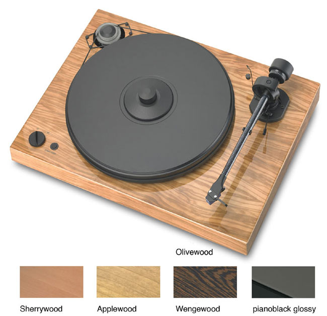 Pro-Ject : 2 Xpression Comfort